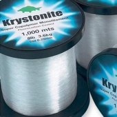 Леска карповая KRYSTON KRYSTONITE Super Mono 12lb 1000м, KRY3